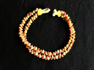 Two Strand Checkerboard Bracelet