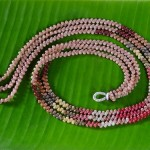 Kahelelani Shell Necklace, Triple Strand